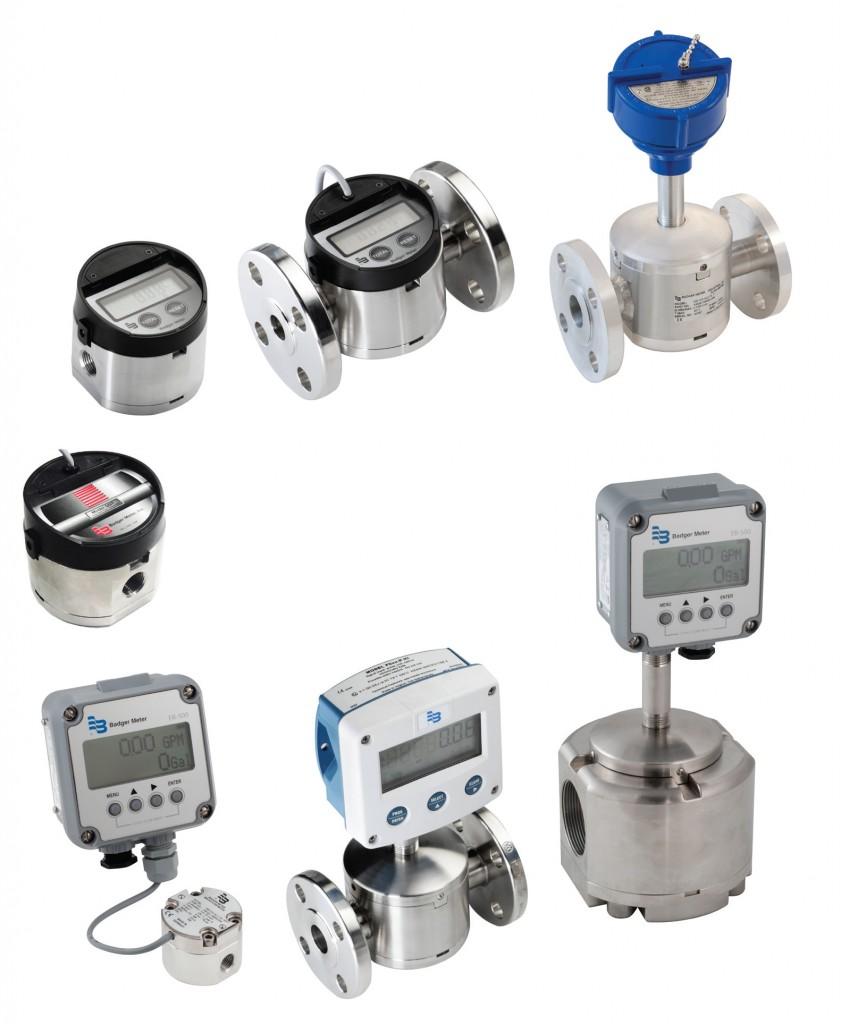Badger Meter Industrial Oval Gear Flow Meters – Messplay