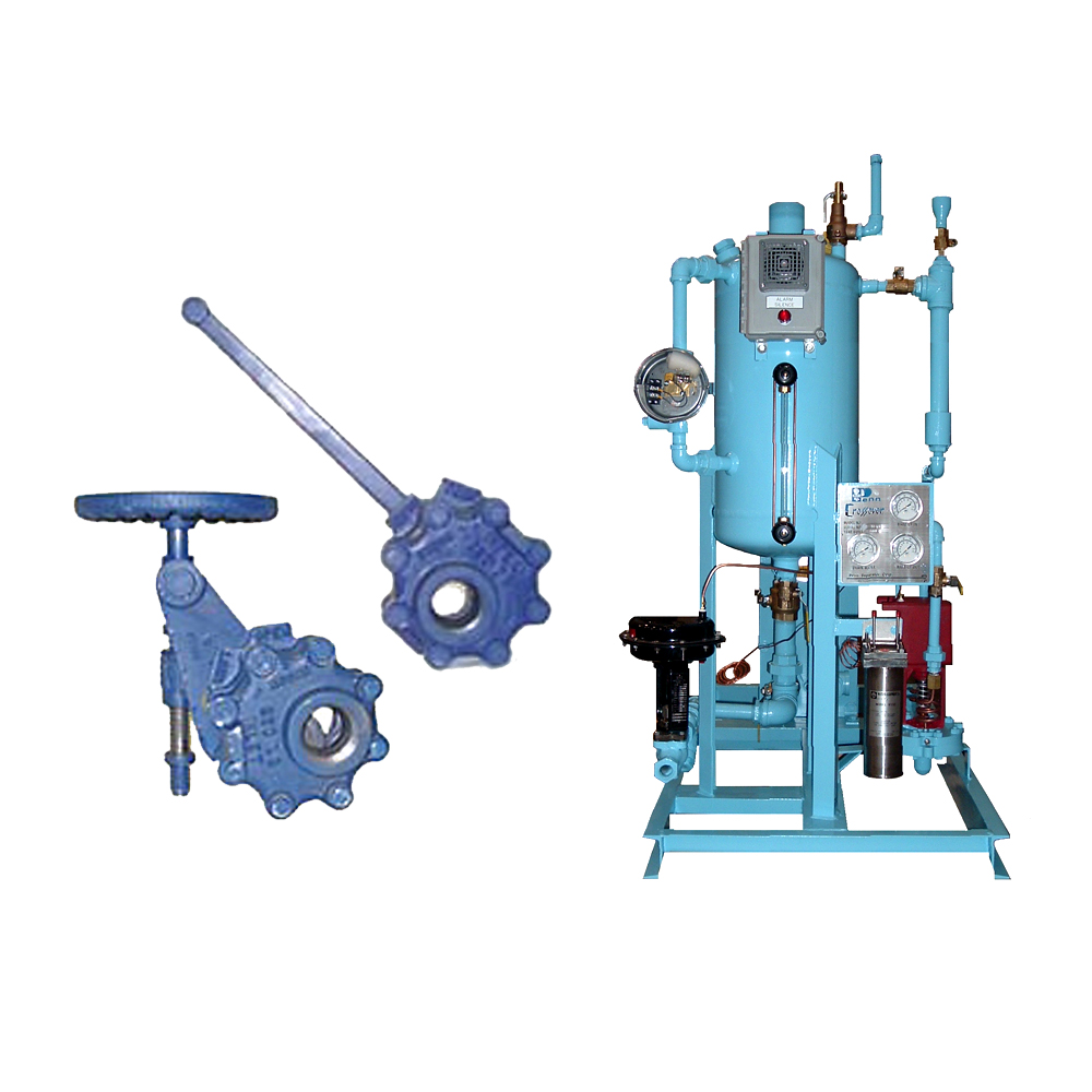 Boiler Blowdown Systems – Messplay Machinery Co.